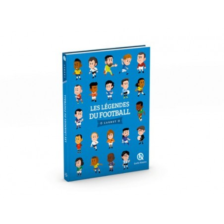 Les Légendes du Football – Carnet