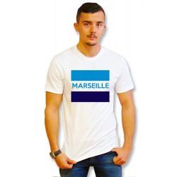TS homme Marseillais Original