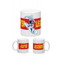 Mug Super légende
