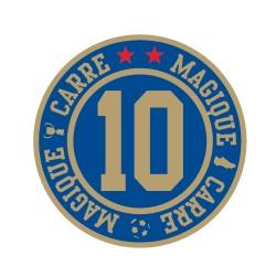 Polo-Carré-Magique-France N°10 2 étoiles