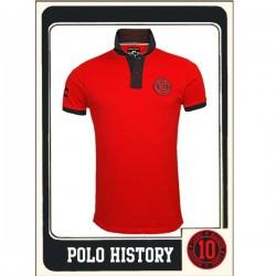 Polo Carré Magique History