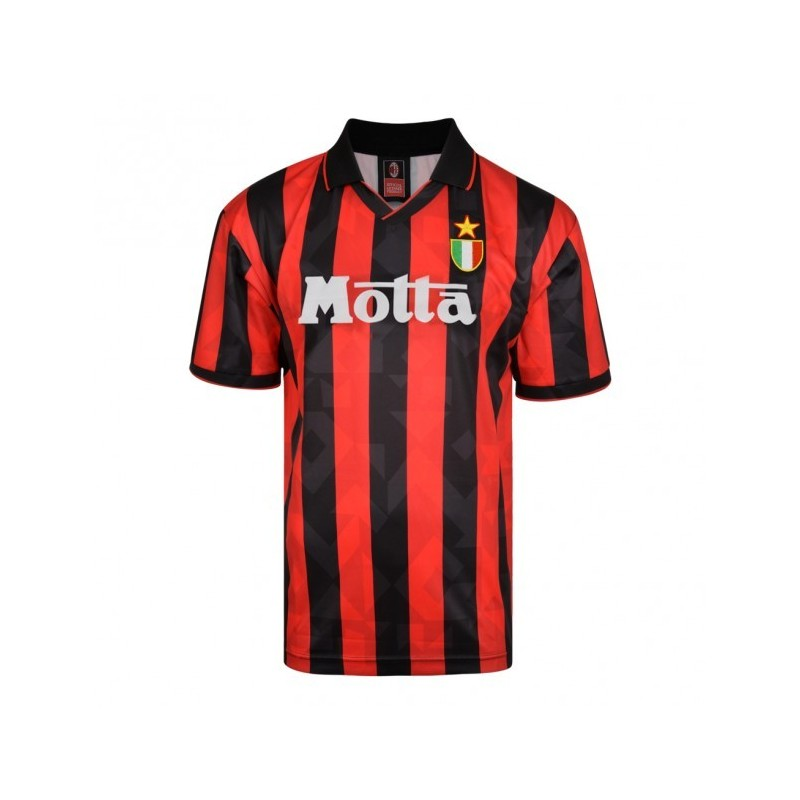 Maillot rétro Milan AC 1994