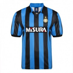 Maillot rétro Inter 1990 home