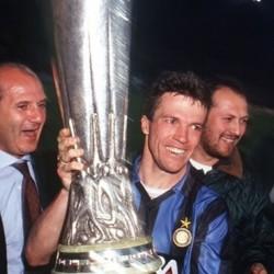 Maillot rétro Inter 1990