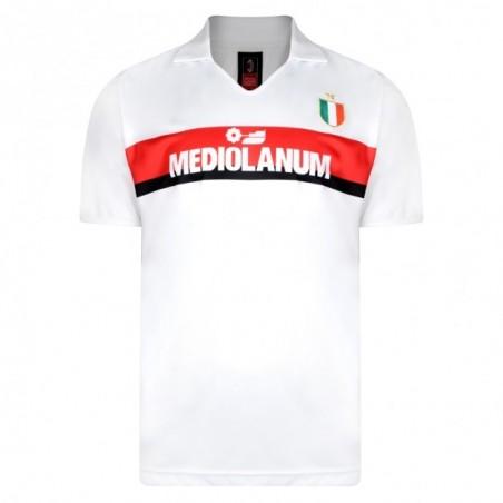 Maillot rétro Milan AC 1988 away
