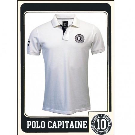 Polo Carré Magique Capitaine