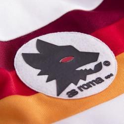 Retro Football Jacket As Roma