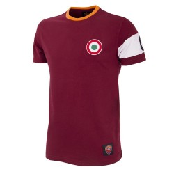 T-shirt rétro AS Roma capitaine