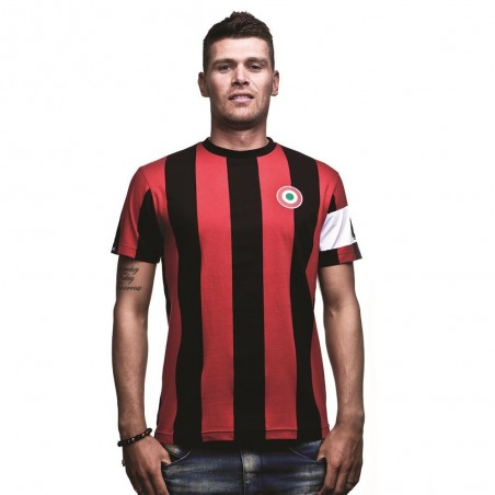 TS rétro Milan capitaine