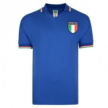 Maillot rétro Italie 1982