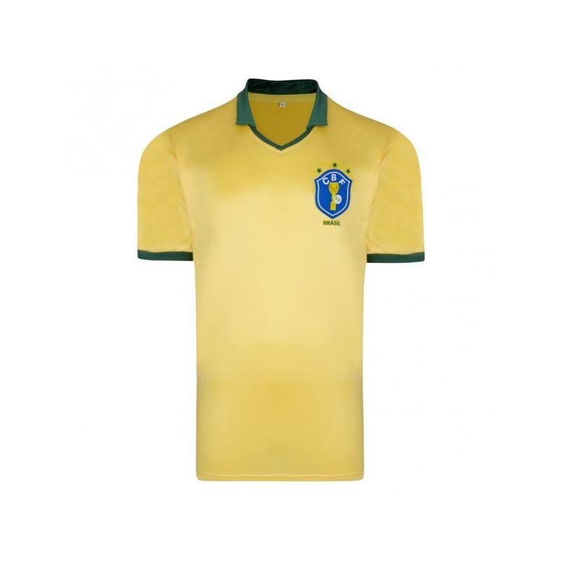 Maillot rétro Brésil 1986