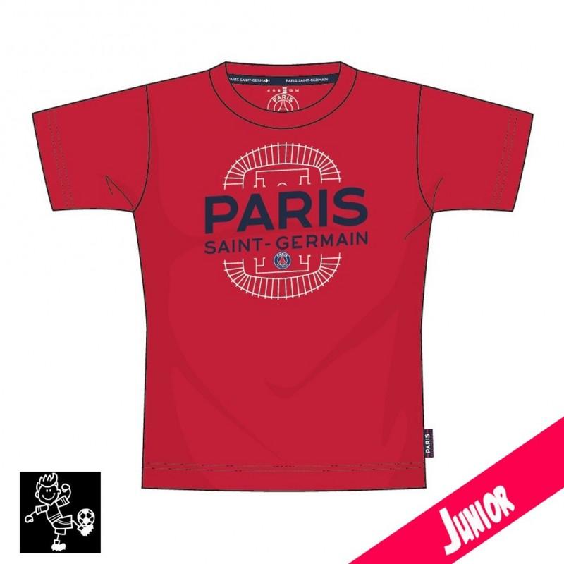 T-Shirt Enfant Psg Parc des Princes