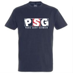 T-Shirt PSG Tradition Bleu