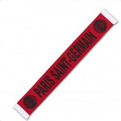 Écharpe PSG rouge