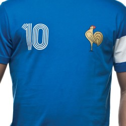 T-Shirt France Capitaine