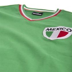Maillot rétro Mexique 1980