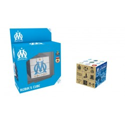 Rubik's Cube - Olympique de Marseille