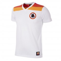T-shirt rétro AS Roma...