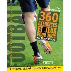 FOOTBALL – 360 EXERCICES ET...
