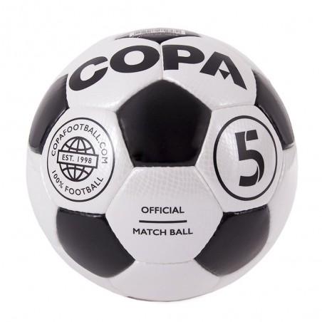 Ballon rétro copa football, style années 1970