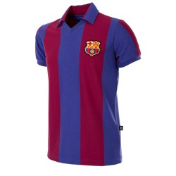 Maillot rétro Barcelone 1980-81