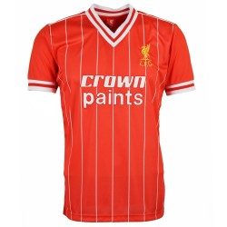 Maillot rétro Liverpool 1982