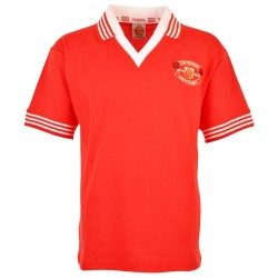 Maillot rétro Manchester United 1978