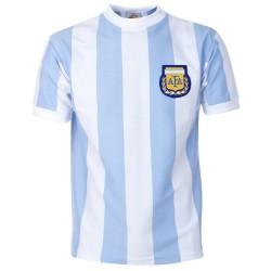 Maillot rétro Argentine 1986 Maradona