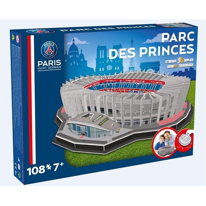 Puzzle 3D Parc des Princes (PSG)