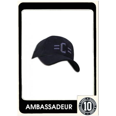 Casquette Carré Magique Ambassadeur