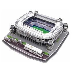 Puzzle 3D Santiago Bernabeu (Real Madrid)