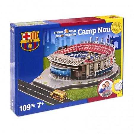 Puzzle 3D Camp Nou (Barcelone)