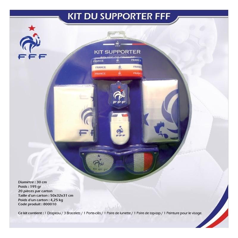 Kit supporter Equipe de France