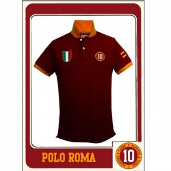 Polo Carré Magique Roma 2001
