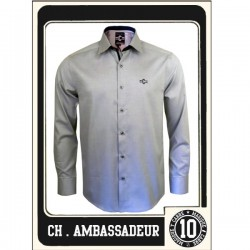 Chemise Carré Magique Ambassadeur