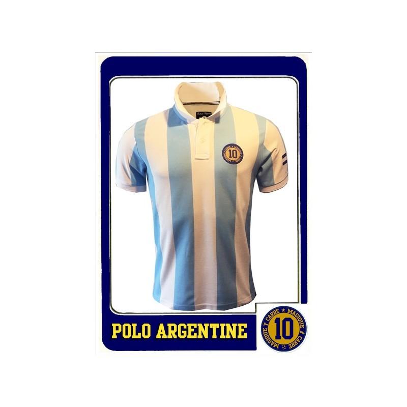 Polo Carré Magique Argentine