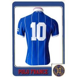 Polo-Carré-Magique-France N°10