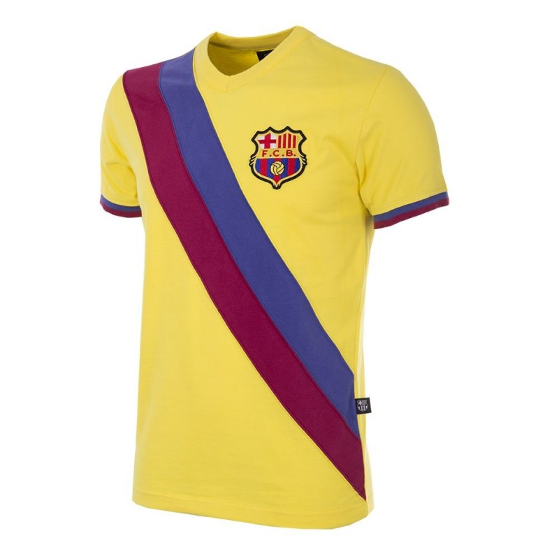 Maillot rétro FC Barcelone 1978