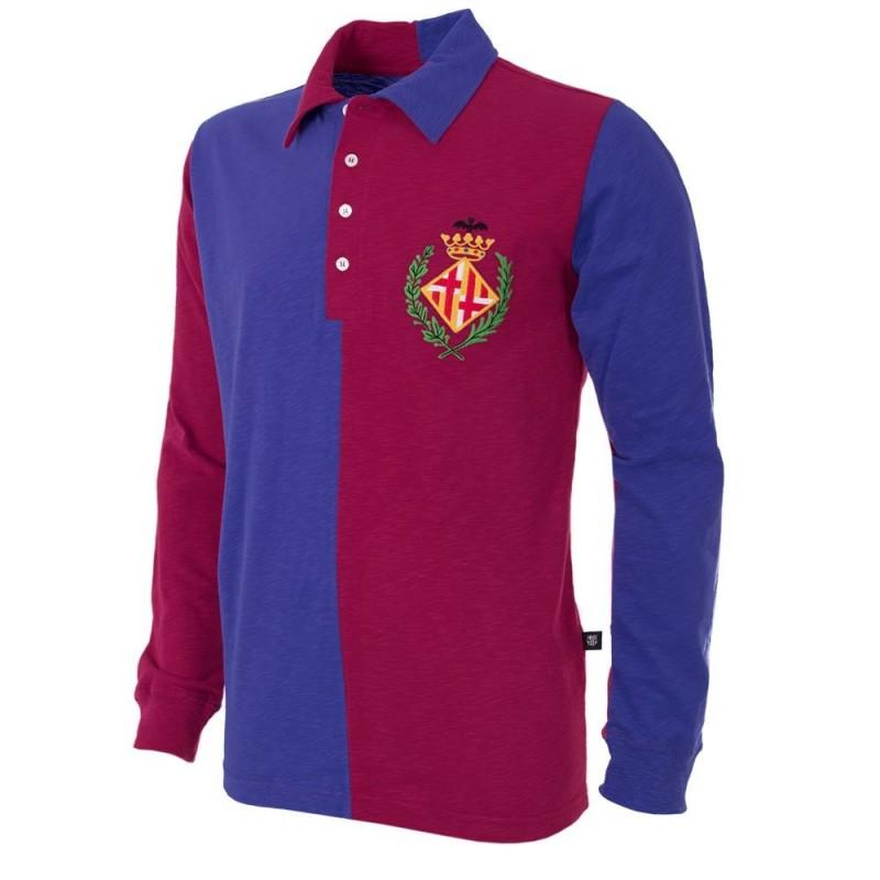Maillot rétro FC Barcelone 1899