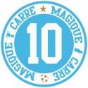 Polo carré Magique Marseille