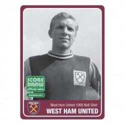 Maillot rétro West Ham 1966