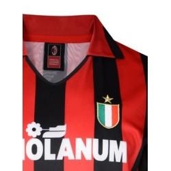 Maillot rétro Milan AC 1988
