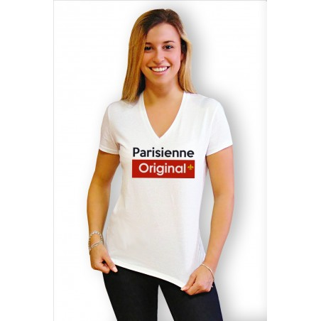 """TS Femme """"Parisienne ORIGINAL"""""""