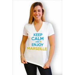 TS femme Enjoy Marseille