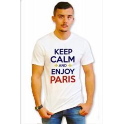 TS homme Enjoy PARIS