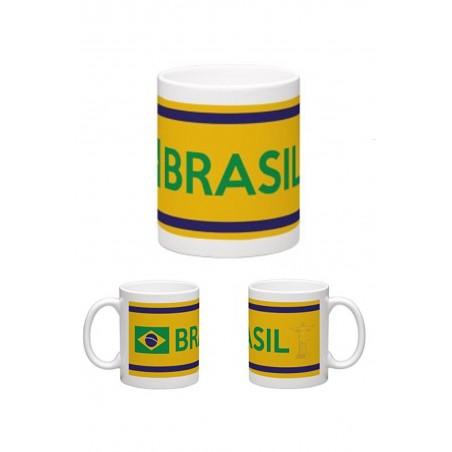 Mug Brasil