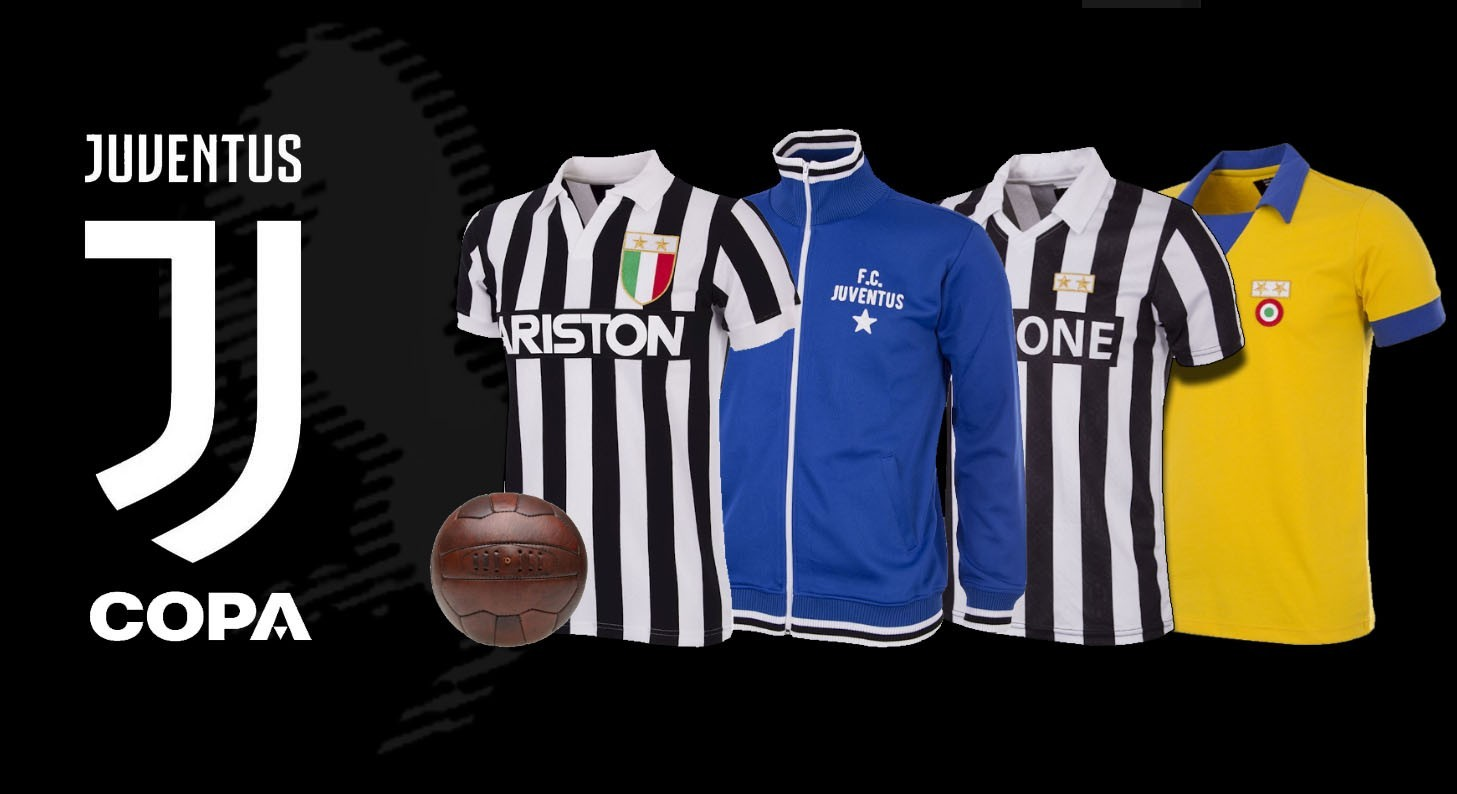 Collection rétro Juventus